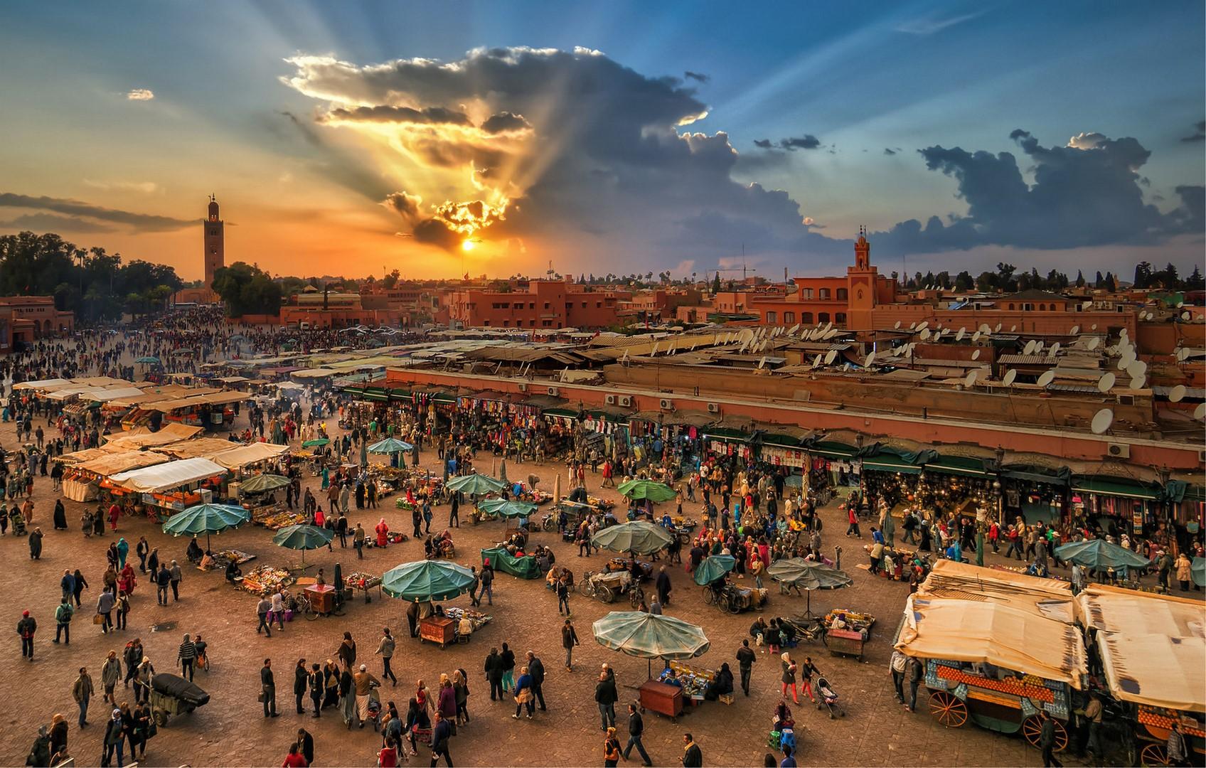Tour 4 dias desde Marrakech