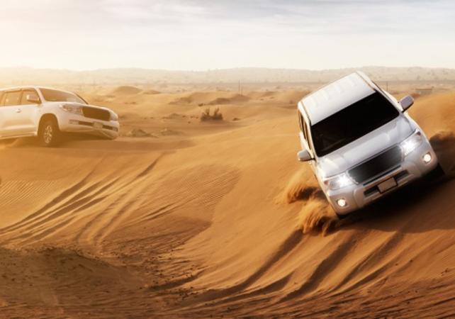 tours al desierto por 4x4