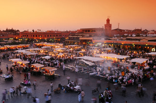 tours from Marrakech